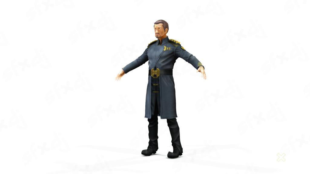 Terran Commander